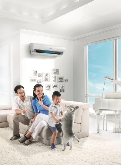 Máy điều hòa là một trong những giải pháp làm mát phổ biến nhất cho mùa nóng