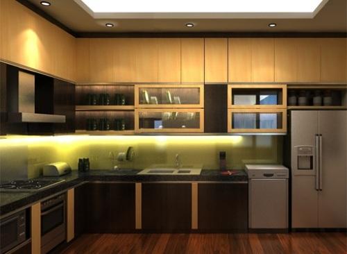 Đèn bếp cho khu vực bếp lò.
