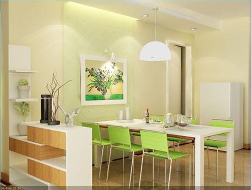 Chọn đèn thả bàn vẻ đẹp tinh tế cho phòng ăn.