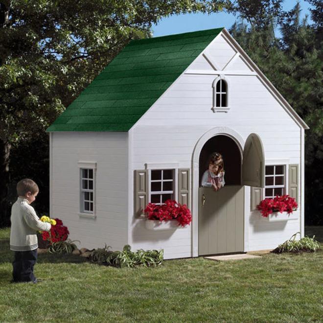 <p> Ngoài những mẫu đắt tiền, có các kiểu nhà nhỏ hơn với mức giá khoảng 3.000 USD.</p>