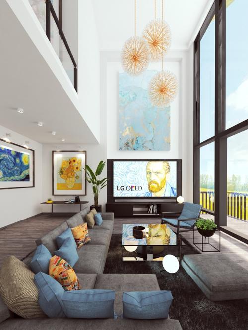5 món đồ nội thất tân trang phòng khách đón Tết - 2