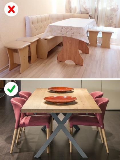 10 ý tưởng thiết kế căn hộ đã lỗi thời - 9
