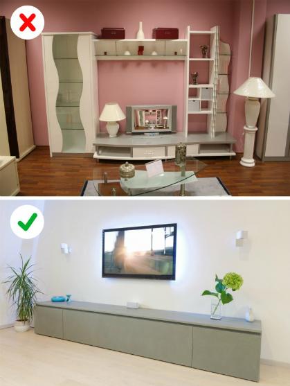 10 ý tưởng thiết kế căn hộ đã lỗi thời - 2