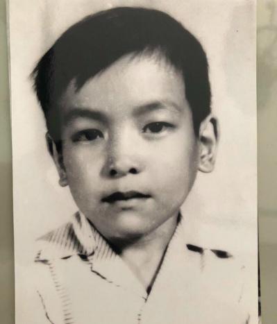 Cậu bé Thịnh mất tích là niềm đau đáu khôn nguôi của ông Thi, bà Ba suốt gần 30 năm qua. Ảnh: NVCC.