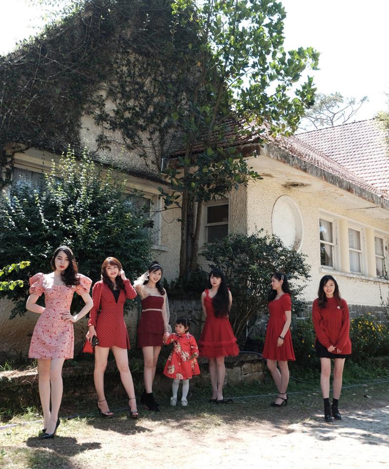 Ngọc An, cô gái áp út trong gia đình chia sẻ, 6 chị em lần lượt có tên là Tâm An (1987), Xuân An (1989), Trường An (1990), Thùy An (1992), Ngọc An (1994) và Quỳnh An (1996).