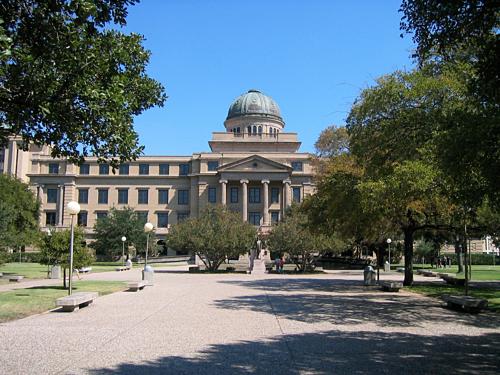 Trường Texas A&M University, nơi anh Jason Pham theo học ngành nha khoa. Ảnh: Americandream.