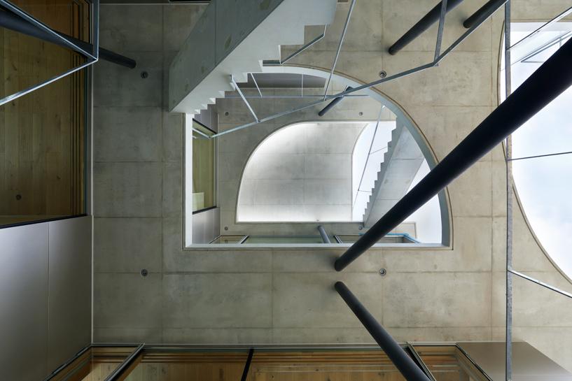 tomohiro hata ground house designboom 09 1554273814