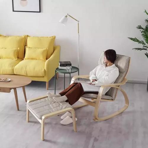 Bộ ghế thư giãn Viking Tor gồm ghế và đôn gác chân (có đệm đồng màu với đệm ghế). Ghế thư giãn làm từ gỗ bạch dương cao cấp, kiểu dáng thanh thoát hiện đại kèm đệm ngồi mềm mại sang trọng. Bộ sản phẩm nguyên hộp gồm các chi tiết ghế và dụng cụ, sơ đồ hướng dẫn lắp ráp giúp người dùng dễ dàng thao tác.