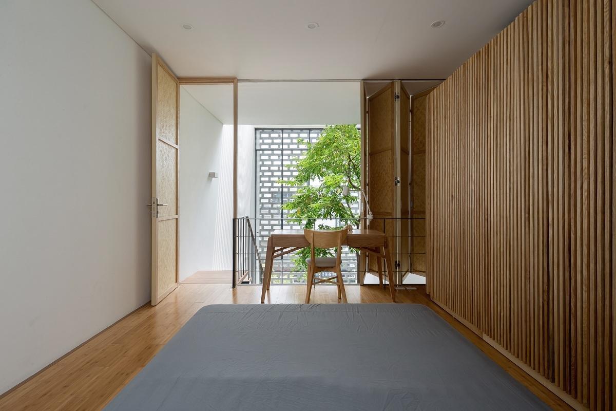 Nội thất xanh - sợi gỗ tự nhiên