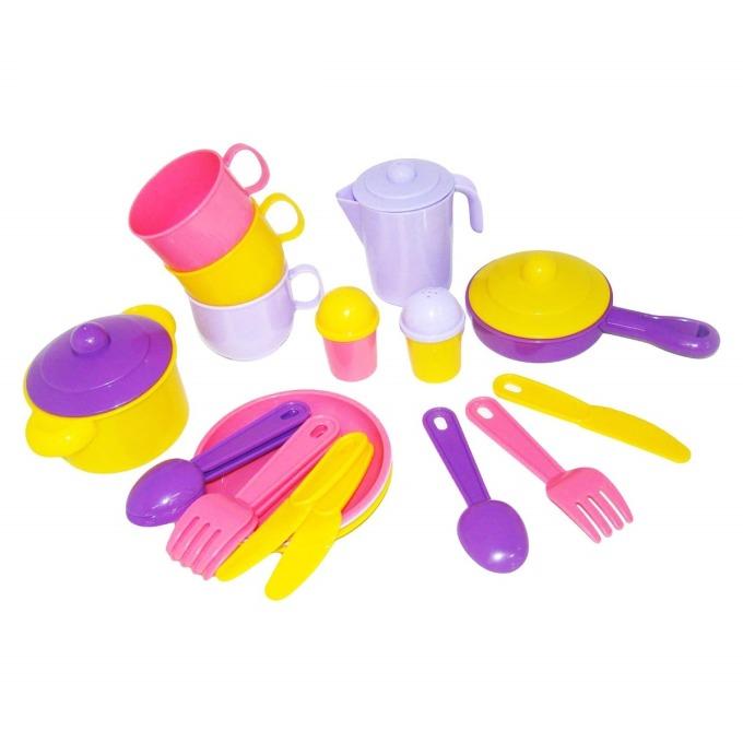 Bộ đồ chơi nấu ăn Polesie Toys có giá ưu đãi 30% trên Shop VnExpress, giảm còn 118.300 đồng.