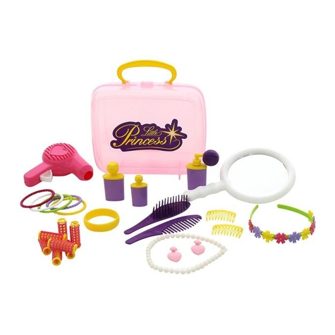 Bộ đồ chơi làm đẹp công chúa nhỏ của thương hiệu Coloma Y Pastor có giá 223.300 đồng.