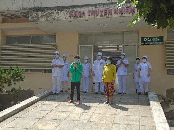 30 ngày chứng kiến bác sĩ ở Bình Thuận chống dịch