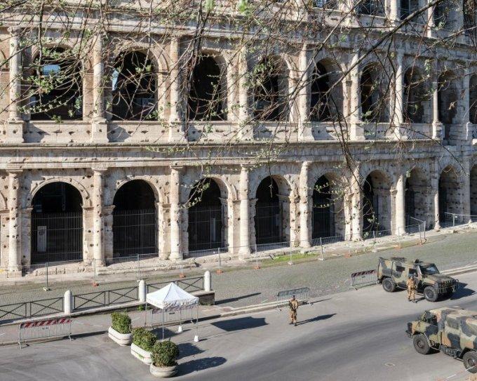 Italy trong những ngày đại dịch