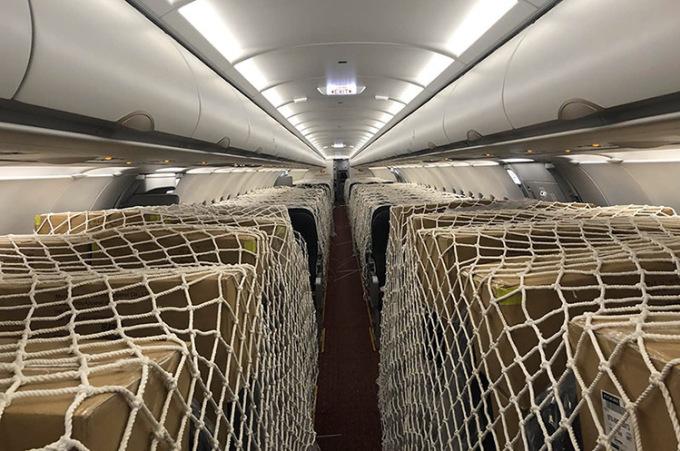 Những người thầm lặng đằng sau chuyến bay chở hàng mùa dịch