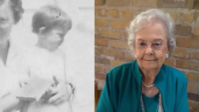 Esther (trái) và Selma lần lượt qua đời trong hai đại dịch cúm. Do hơn kém nhau 10 tuổi, họ không bao giờ có cơ hội gặp nhau. Ảnh:Kxan.