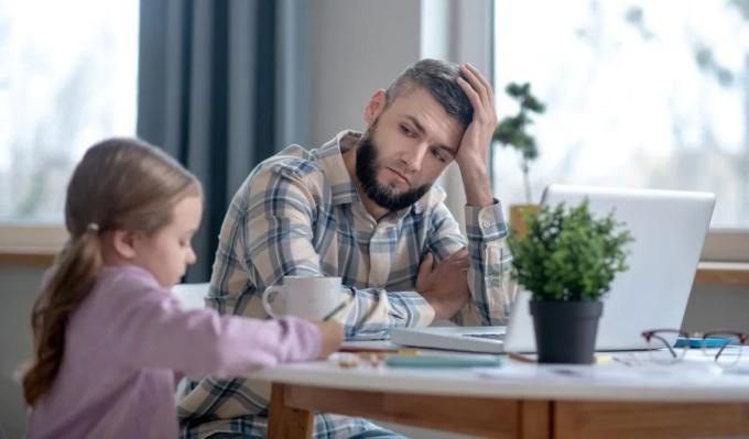 Những ông bố bỗng nhiên đảm việc nhà