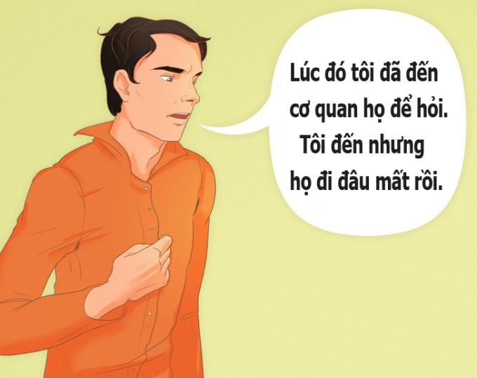 7 cách phát hiện người nói dối