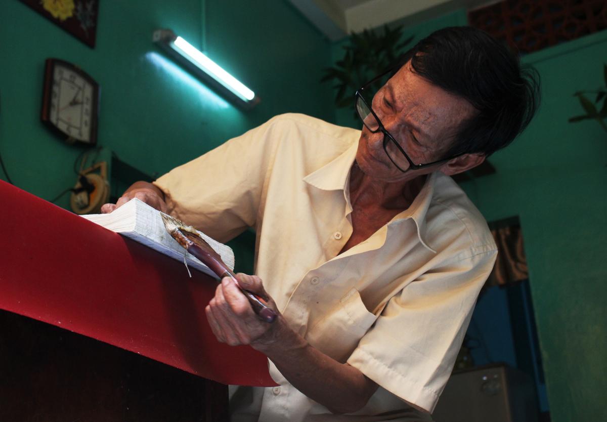 Bác sĩ sách cuối cùng ở Sài Gòn - 8