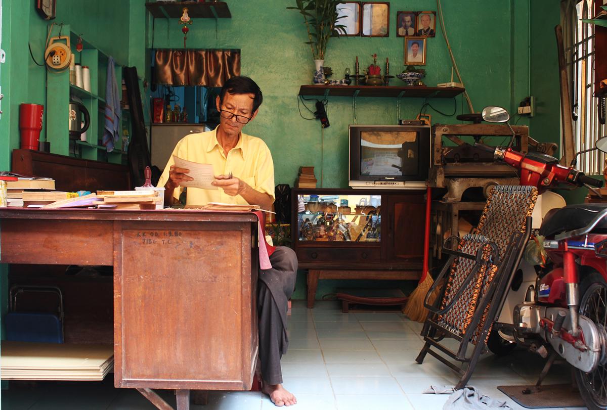 Bác sĩ sách cuối cùng ở Sài Gòn - 1