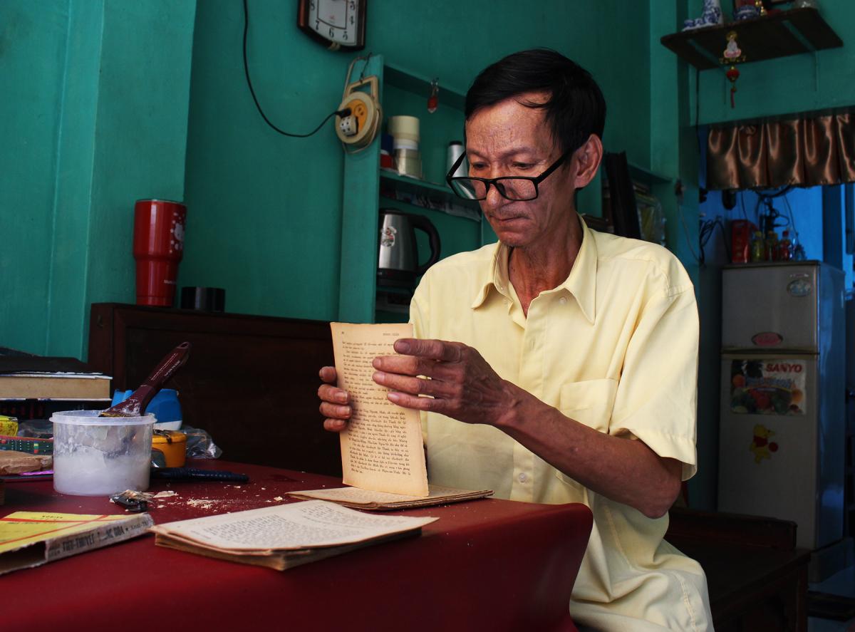 Bác sĩ sách cuối cùng ở Sài Gòn - 2