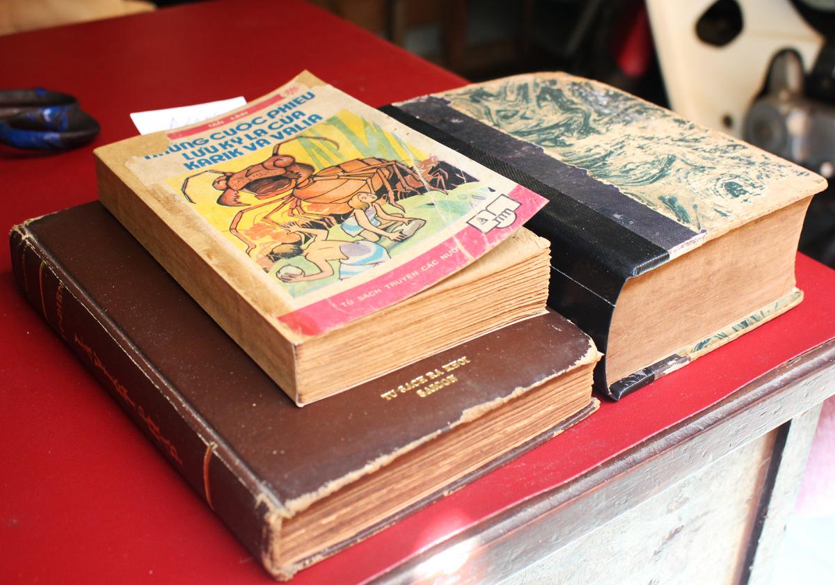 Bác sĩ sách cuối cùng ở Sài Gòn - 9