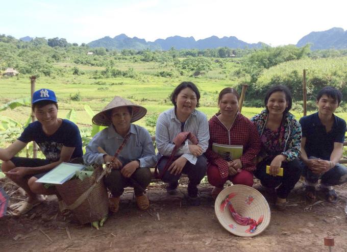 Cô gái Nhật dành cả thanh xuân cho nông dân Việt