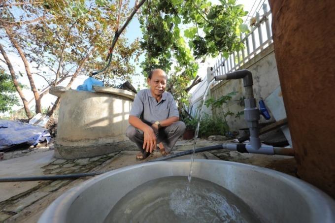 Xứ Nghệ nắng nóng và nguy cơ thiếu nước mùa khô