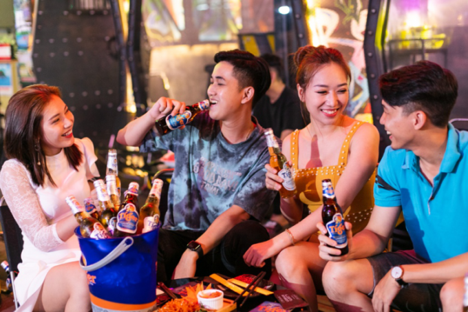 Cơ hội thưởng thức bia miễn phí