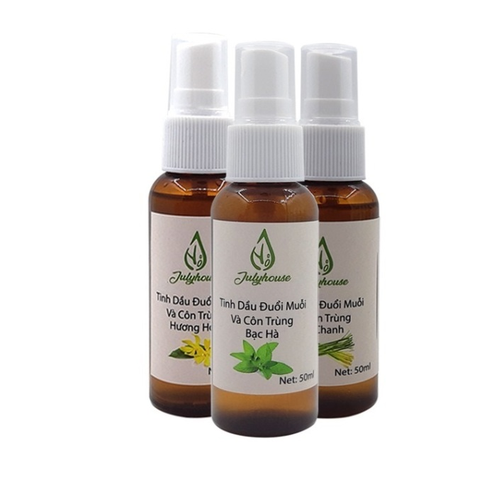 Những loại tinh dầu hỗ trợ chống muỗi