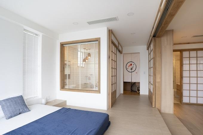 Căn hộ kiểu Nhật giúp chủ nhà không lo dọn dẹp mất thời gian - ảnh 2