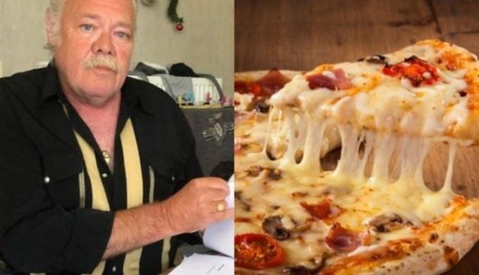 Gan 10 nam bi khung bo bang pizza