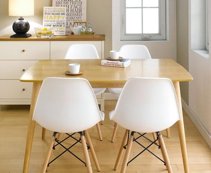 Bộ bàn ăn cho không gian hẹp