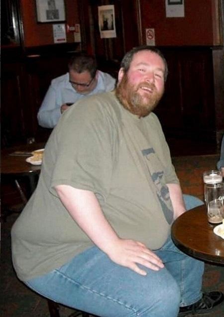 Chàng trai đổi đời nhờ giảm 137 kg