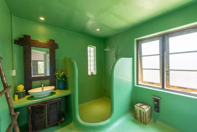 Phòng tắm phong cách Nhật Bản