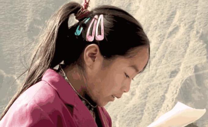 Nhân vật Mã Bạch Quyên trong phim tài liệu Lối thoát. Ảnh: sohu.