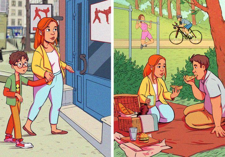 14 quy tắc mâu thuẫn của người lớn khiến trẻ khó hiểu