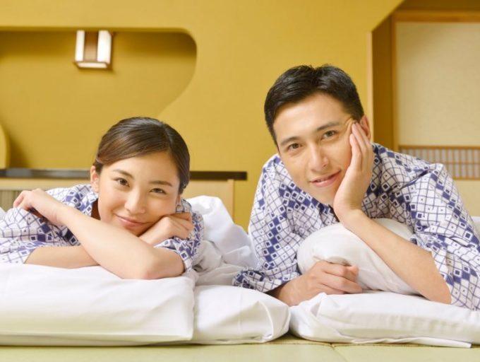 Theo một cuộc khảo sát thực hiện với 1.500 người cả nam và nữ, 15% số người được hỏi cho biết họ không ngủ chung với vợ/chồng. Ảnh: Theasiaparent.