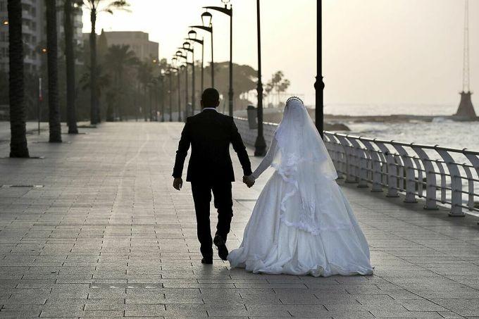 Ảnh minh họa. Marriage.