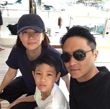 Gia đình diễn viên Hồng Kong, Viên Vịnh Nghi.