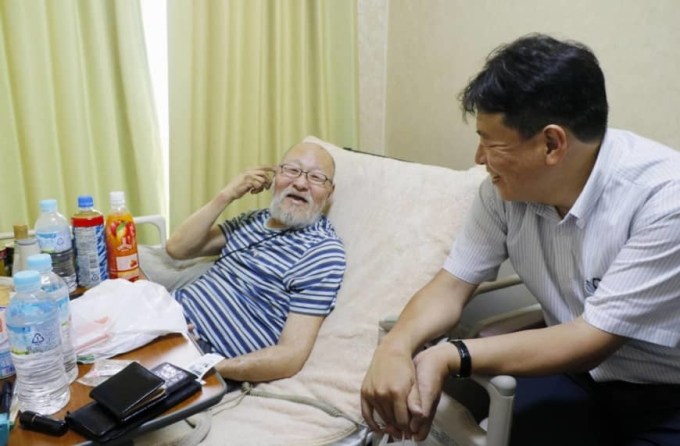 Trung tâm bảo trợ xã hội là chốn dung thân duy nhất của nhiều người già ở Nhật. Ảnh: Japan Times.