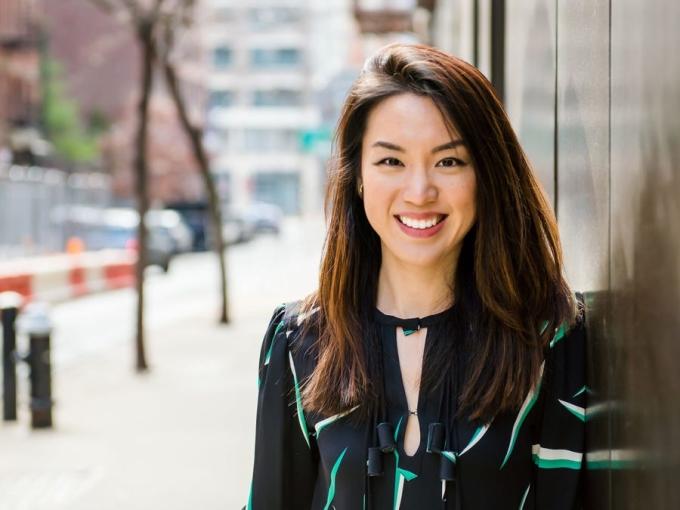 Luisa Zhou, hiện 30 tuổi, chủ một doanh nghiệp triệu đôla ở New York. Ảnh: Businessinsider.