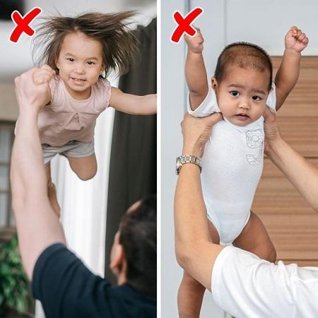 Sai lầm khi nuôi con nhỏ cha mẹ hay mắc phải - 4