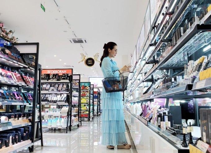 Cửa hàng đầu tiên của AB Beauty World tại số 117 Pasteur, Quận 3 (Nguồn: AB Beauty World).
