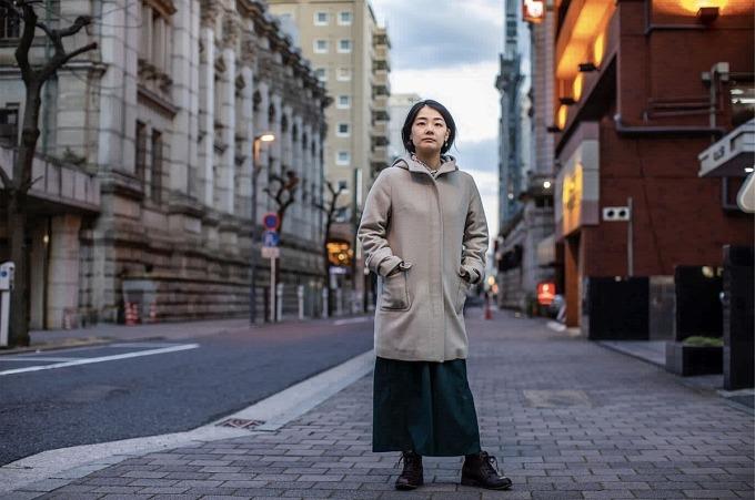 Yu Takekawa, ở Yokohama, bị mất việc làm vào tháng Ba. Ảnh: Shiho Fukada/ Bloomberg.