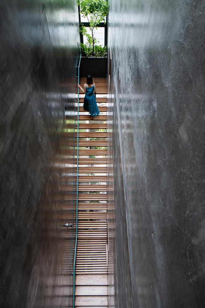 Cầu thang độc đáo