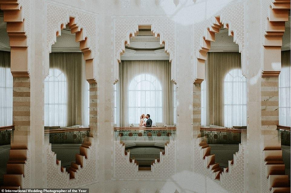 Những bức ảnh cưới đẹp nhất năm 2020