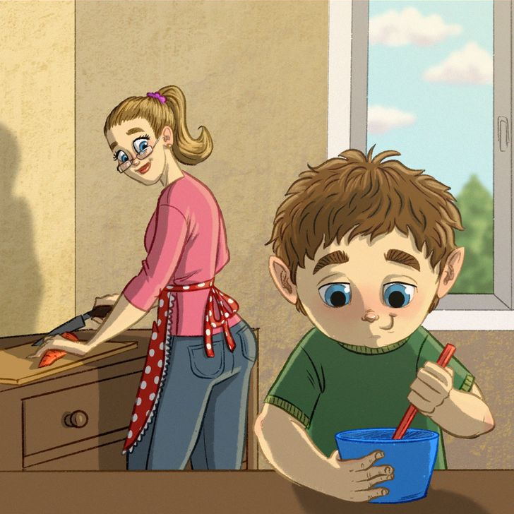 Trẻ nên bắt đầu làm việc nhà ở độ tuổi nào?