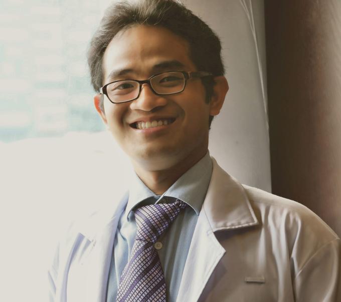 Chuyên gia dinh dưỡng Anh Nguyễn công tác tại đại học Worcester, Vương quốc Anh, tác giả của cuốn sách Làm mẹ không áp lực, thành viên của Hiệp hội Dinh dưỡng Lâm sàng Anh. Ảnh: NVCC.