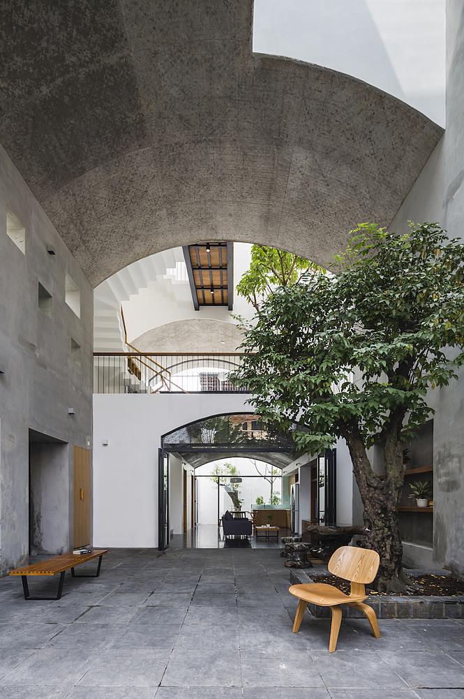 8 ngôi nhà có thiết kế độc đáo năm 2020