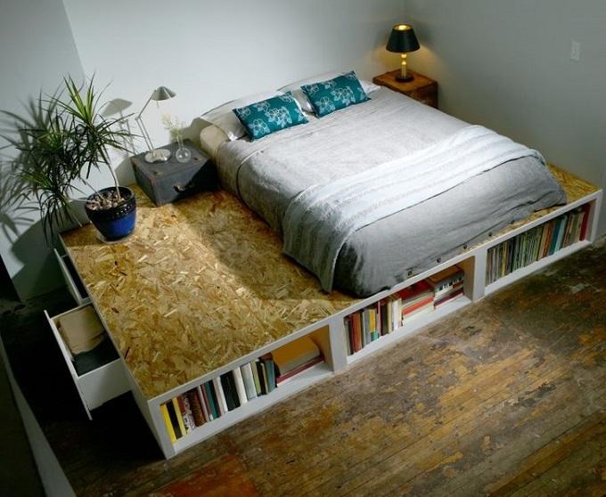 Cách để phòng nhỏ trông rộng hơn